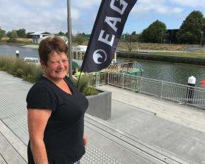 Chris Greengrass is looking forward to the Kaiapoi River Carnival and Boat Show. Photo: David Hill