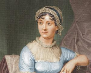 Jane Austen is depicted in this drawing by her sister, Cassandra. Photo: Wikimedia Commons