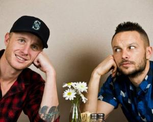 Jono Pryor and Ben Boyce will host The Hits Breakfast. Photo: New Zealand Herald