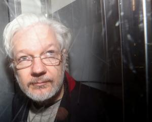 WikiLeaks' founder Julian Assange. Photo: Reuters