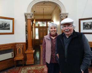 Alison and Bruce Albiston, of Oamaru, have decided to sell Burnside Homestead, at Elderslie,...