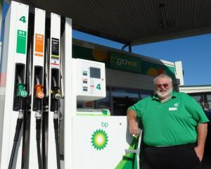 BP 2GO Oamaru co-owner Chris Rawson (pictured) and brother Stephen are selling the busy service...