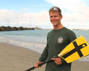 Mark Taylor is set to have a busy week at the national rowing championships at Lake Karapiro....