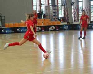 Canterbury United Pride came close to defending their Women's Futsal SuperLeague title in...