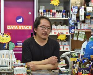 10 O'Clock Dairy owner Sean Lee says the Government should pay for all stores to have smoke...