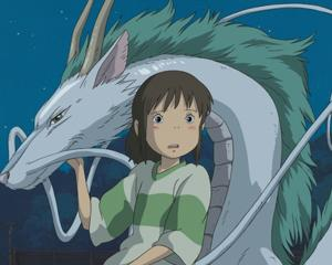 Spirited Away. Images: Supplied