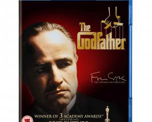 The Godfather is a must for Gina Barreca's 10 movies. IMAGE: SUPPLIED