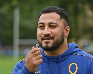 Tumua Ioane is the new referee education officer for the Otago Rugby Football Union and is out...