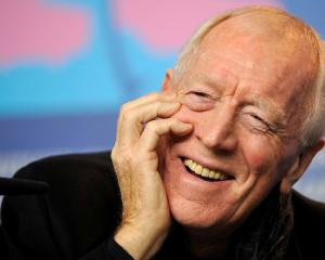 Max von Sydow was working until well into his 80s. Photo: Reuters