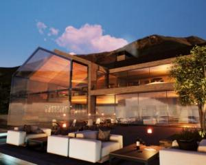 Coherent Hotel Ltd's proposed Aspen Grove hotel. Photo: Supplied