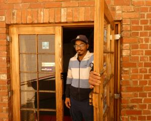 Ashoka Indian Restaurant and Bar manager Charanjeet Singh is offering to deliver groceries to...