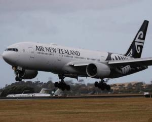 Air New Zealand cabin crew from one international flight and two domestic flights have been stood...