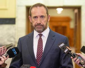 Justice Minister Andrew Little said if police were willing to trace the source of the suppression...