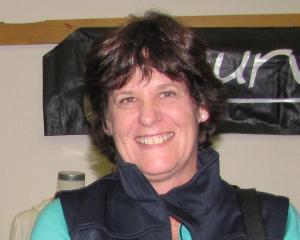 Debbie Cameron.