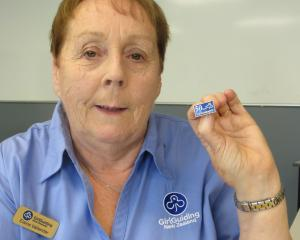 Elaine Vallender has earned a 50 years service badge.