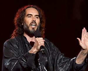Russel Brand. Photo: Getty Images