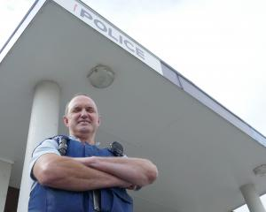 Clutha-Taieri area response manager Senior Sergeant Stan Leishman says more police are now...