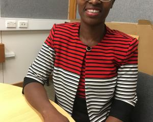 Kenyan student Anne Wekesa hopes her research will benefit the New Zealand forestry industry....