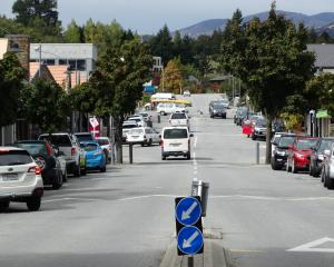 Wanaka businesses are shutting up shop. Photos: Mark Price