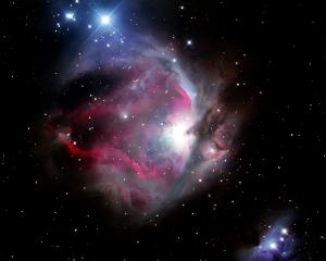 The Orion Nebula. Photo: Getty Images