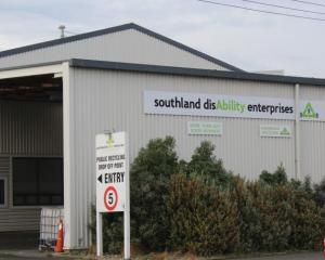 Southland Disability Enterprises. Photo: Abbey Palmer