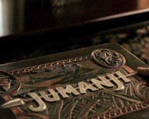 Jumanji movie pic from Twitter