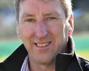 Mike Coggan. Photo: Peter McIntosh