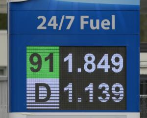 The Green Island NPD station  had what was likely the cheapest 91-octane petrol offering in the...