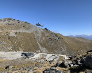 NZSki called on some heavy lifting power last week to help install eight towers and crossheads,...