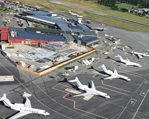 Queenstown Airport was one that recently ran out of fuel. Photo: File.