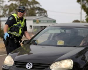 Australian police will use checkpoints and other measures to try to catch those infringing Covid...