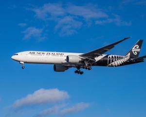 An Air New Zealand Boeing 777. Photo: Getty