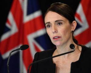 "Prime Minister Jacinda Ardern: ""There will be zero tolerance for those who do not follow the..."