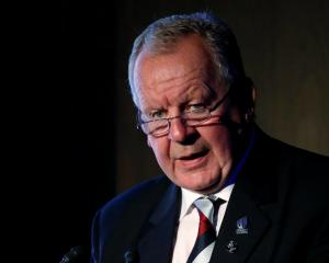 Bill Beaumont. Photo: Reuters