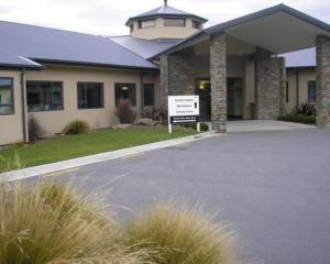 Dunstan Hospital. Photo: ODT