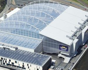 Forsyth Barr Stadium. Photo: ODT files