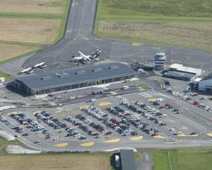 Invercargill Airport. Photo: Southland Express