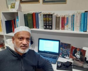 Farid Ahmed. Photo: Supplied