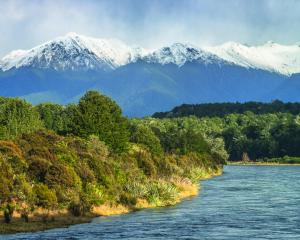 Waiau River at Rainbow Reach. Photo Supplied