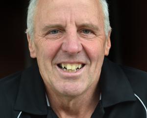 Geoff Simons.