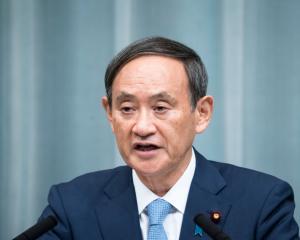 Yoshihide Suga. Photo: Getty Images