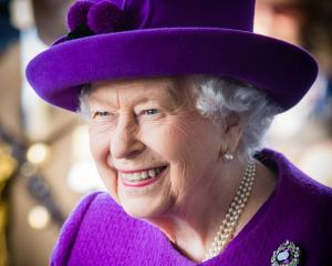"The Queen: ""I send my enduring thanks to those who continue to put the service of others above..."