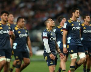 Interest in Super Rugby has waned and it does not have the hold it once did. Photo: Getty Images
