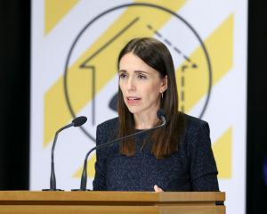 Jacinda Ardern. Photo: Getty Images