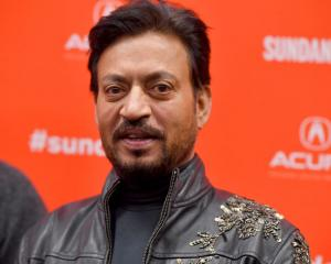Irrfan Khan was among the first Indian actors to make a consistent mark in Western cinema. Photo:...