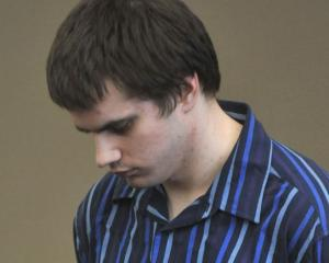 Michael Chilcott awaits sentence for attacking a young woman in her Dunedin flat last November....