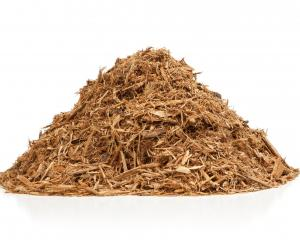 Wood chips can be layered with green waste in the compost heap. PHOTO: ODT FILES