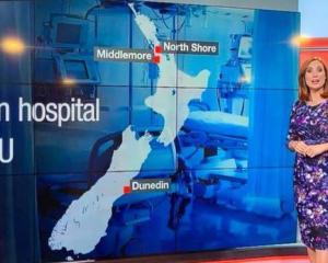 It appears one city has broken its bubble. Photo: Facebook via NZ Herald