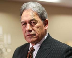 "Winston Peters: """"There are huge tensions but enabling the economy to pay for the health delivery..."