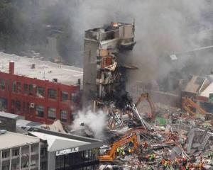 The February 22, 2011, Christchurch earthquake claimed 185 lives, including 115 people inside the...
